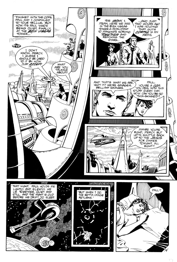 """""""The Janus Voyage"""" Pg 14"""