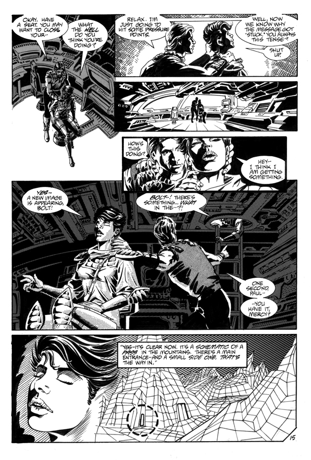 """""""The Babel Cannon Pt 1"""" Pg 15"""