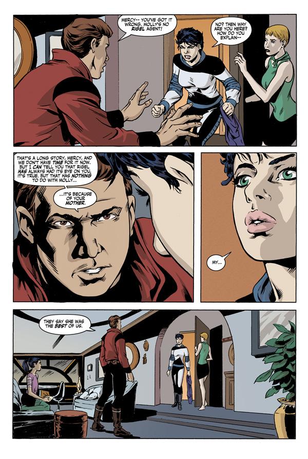 'Rites of Passage' Pg 18