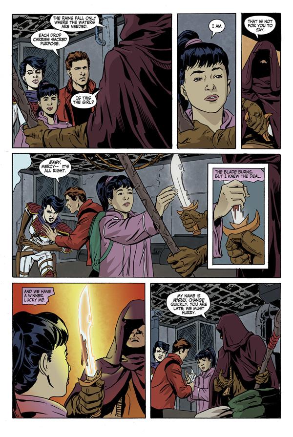 'Rites of Passage' Pg 26
