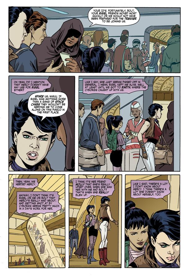 'Rites of Passage' Pg 28