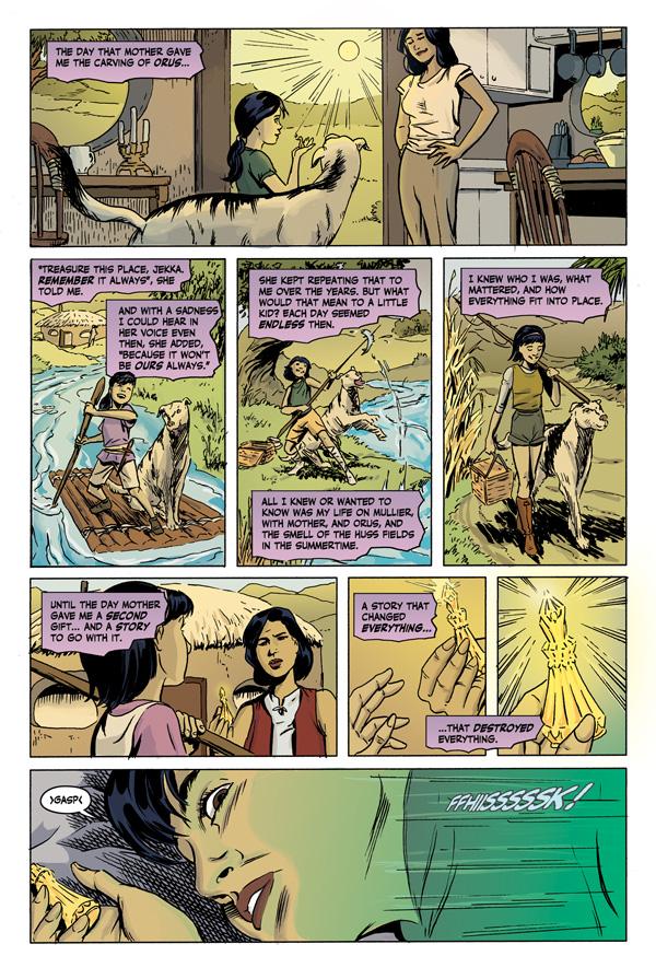 Jekka Page 43: Assembling a Childhood