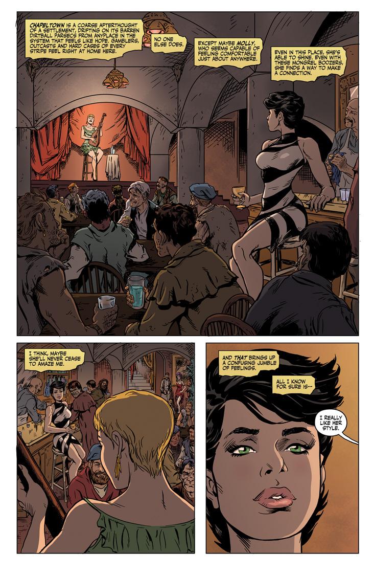 The Darkstar Zephyr page 01