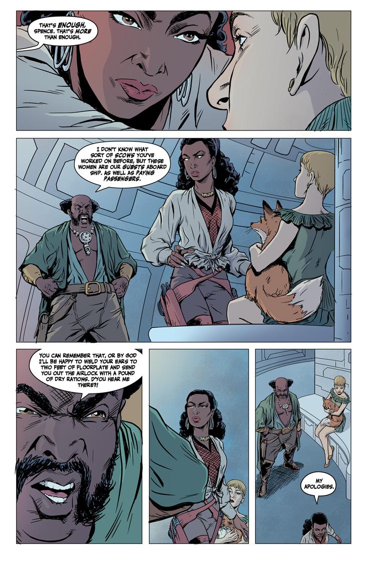 The Darkstar Zephyr page 22