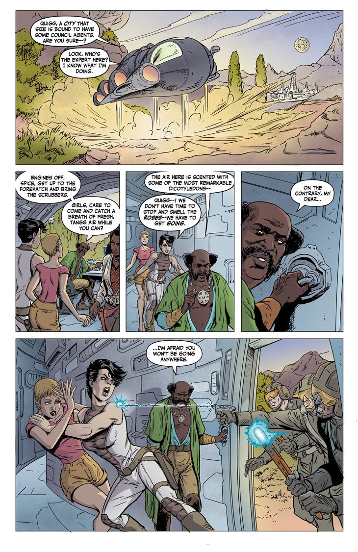The Darkstar Zephyr page 26