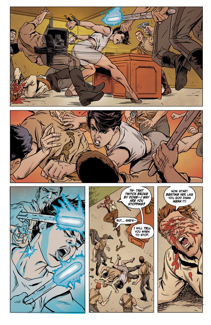 The Darkstar Zephyr page 32