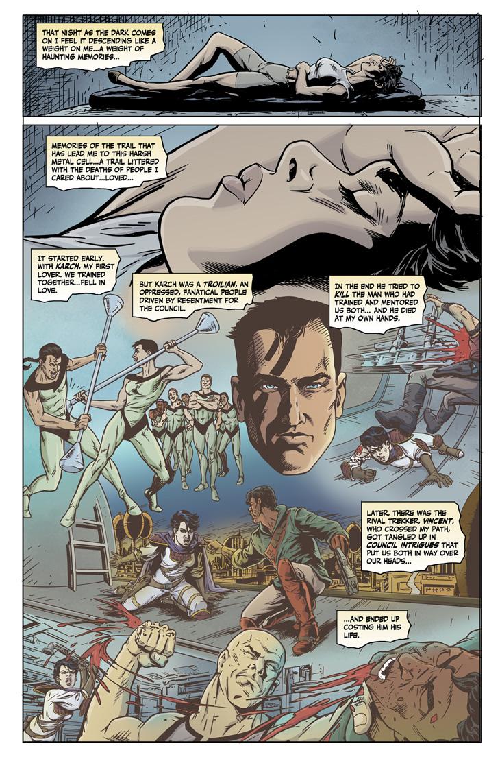 The Darkstar Zephyr page 35