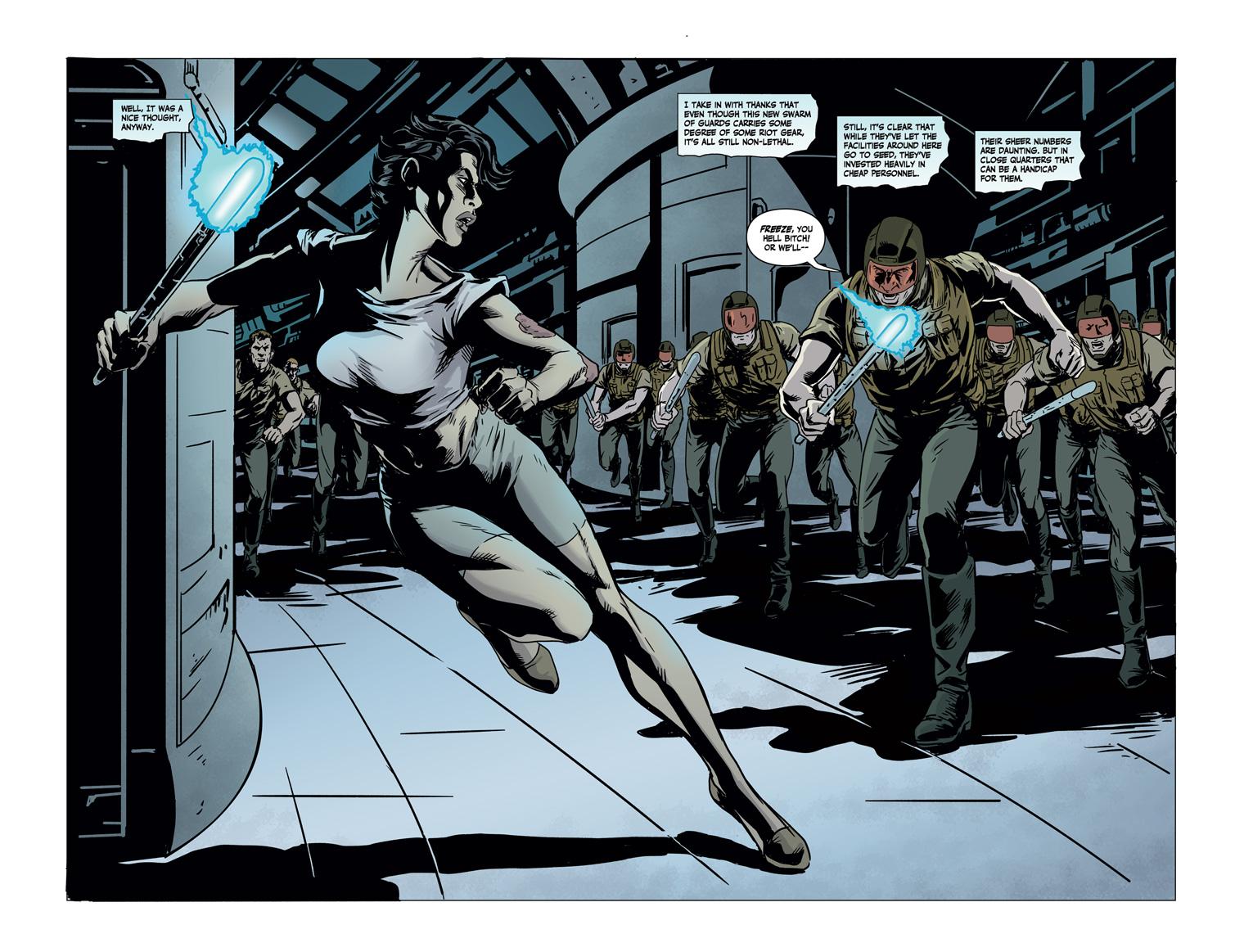 The Darkstar Zephyr page 42-43