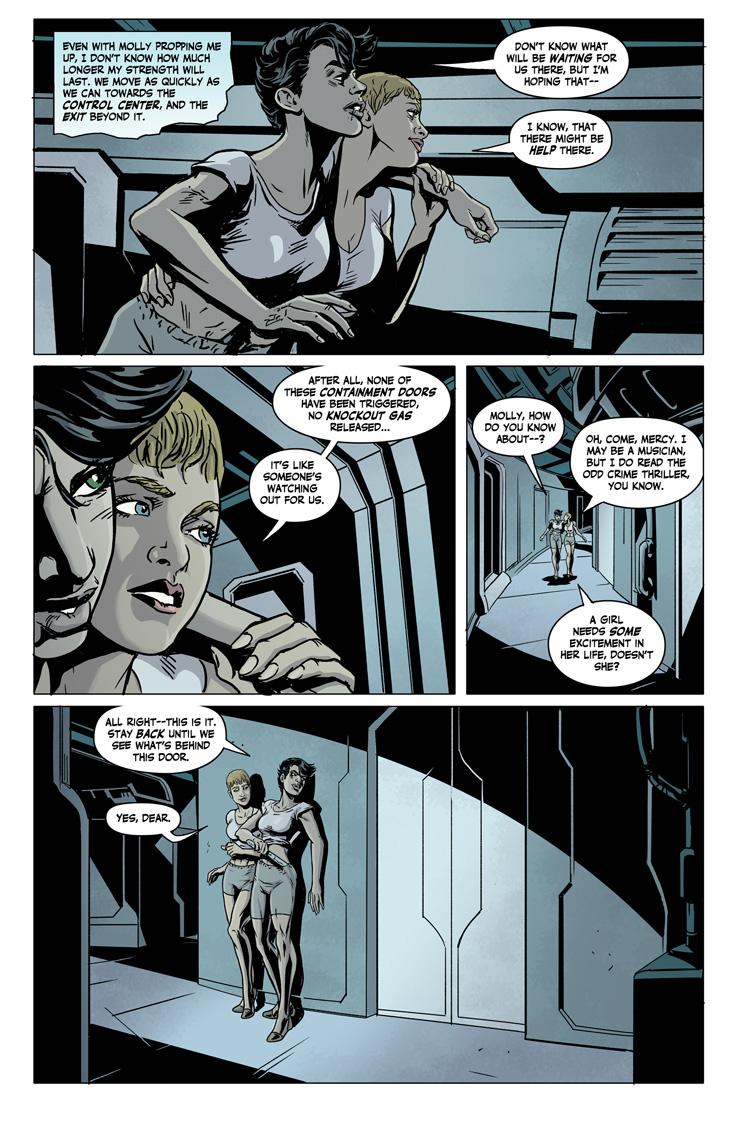 The Darkstar Zephyr page 46