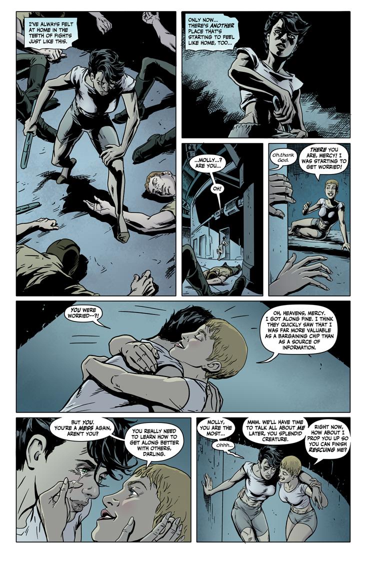 The Darkstar Zephyr page 45