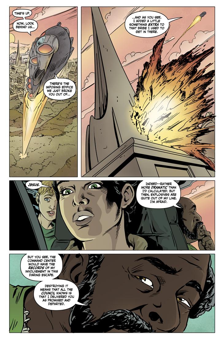 The Darkstar Zephyr page 49